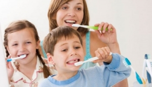 teach kids good habits